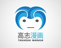 Manga store custom logo logotype design Лого icon icons