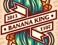 Banana King 2013