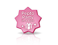 Pepto Bismol Party In A Box