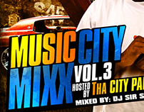 Music City Mixx Vol. 3 Mixtape