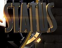 Celebrity Status Flyer Design