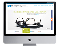 Makovsky Corporate Website