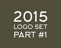 LogoSet 2015 PART #1