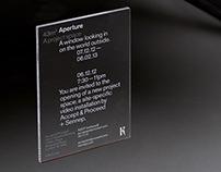 43m3 - Aperture