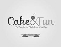 Cake & Fun logotipo