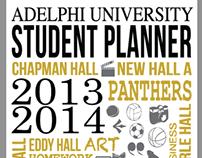 Adelphi University Student Planner