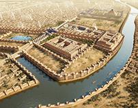 Babylon, 550 BC