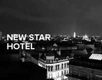 New Star Hotel branding