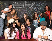 campus magazine covers