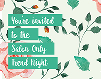 Salon Only Invite