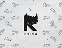 Rhino l Logo design