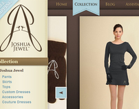 Joshua Jewel Website