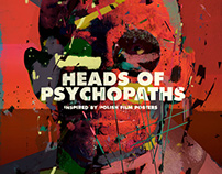 Heads of Psychopaths