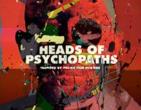 Heads of Psychopaths