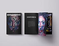 Empreent Magazine Cover