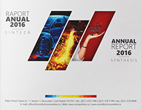 Annual Report 2016 - Competition Council Romania