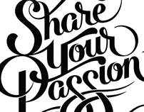 Holstee | Share Your Passion