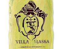VILLA MASSA - limoncello of Sorrento