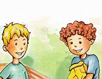 """Children Book - """"It's Mine!"""""""