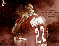 AL AHLY VS ZANACO
