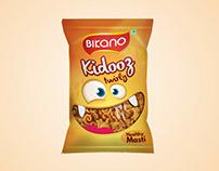 Bikano packaging designs