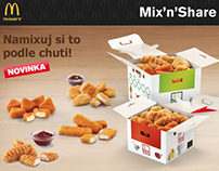 McDonald's - Mix'n'Share