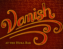 Vanish! at the Huka Bar