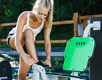EXER - OUTDOOR FITNESS EQUIPMENT