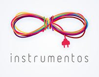 Logo for the power tools e-shop Instrumentos