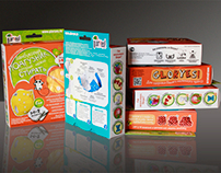 Package design for Gloryes
