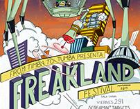 FREAKLAND 2013