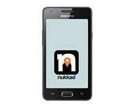 The Nukkad android app