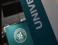 Universidad CAECE - Stand Design 2011