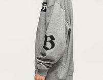 """Zara man SS17 """"B"""""""