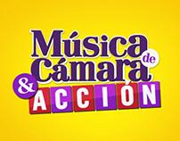 Música de Cámara y Acción