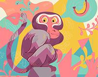 Monkey Routine