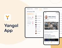 Yangol APP | HRM system