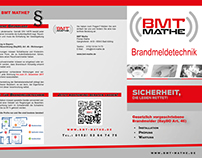 LAYOUT: Brandmeldetechnik Mathe