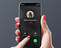 iOS 13 - Call Interface Redesign