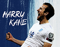 Harry Kane - Social Media Graphic