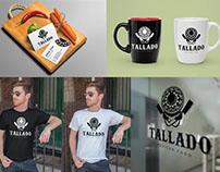 Tallado (Mexican Food) - Desenvolvimento de Logo