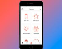 Coddle App Design