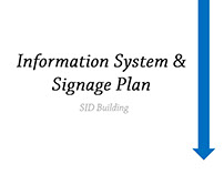 Signages for SID