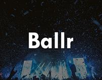 Ballr - Nightlife Begins Here | Android & iOS Design