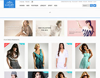 Luxury, Magento Premium Responsive Apparel Clothing The