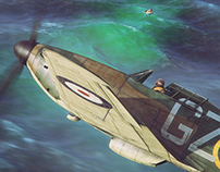 Battle of Britain Combat Archives - August 25th