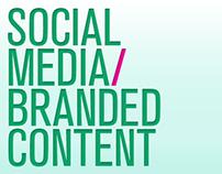 Social Media Branding/Content