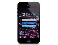 Dencity Mobile App.