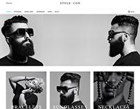 Style.Con Website
