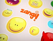 Zangi's Stickers Pack 2